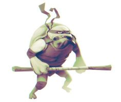 Donatello by morot