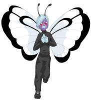 012 Butterfree-morph by pokemorph-challenge