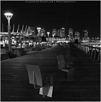 Summer City Nights II by Val-Faustino