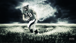 LeSean McCoy wallpaper NFL by RafaelVicenteDesigns