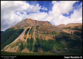 Jasper Mountains 15 by KSPhotographic