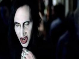 Marilyn Manson Tainted Love 5 by kornmaster