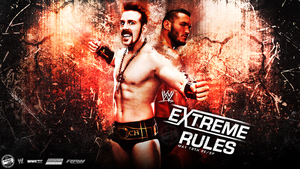 Extreme Rules 2013 Wallpaper by T1beeties