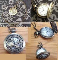 The Pocketwatch by littleshadow3