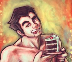 Bolin be poppin cherries by pandatails