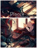 Places artbook preview by anokazue