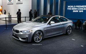 New BMW F82 M4 coupe by JAdesigns75