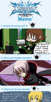 Meme - BlazBlue by Makio-Kuta