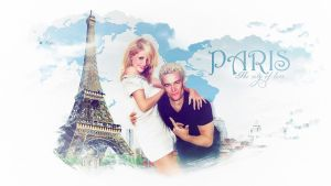 Paris by Yulashka