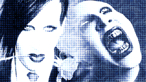 Marilyn Manson wallpaper #3 by OperaMorgana