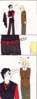 The Bit With the Underwear by ToGainYourTrust