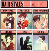 Shintaro kisaragi hair meme by anisakichi