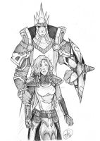 WoW Commission 01 by MikachuAttack