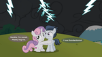 Sudden Thunderstorm by LunaticDawn