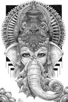 Ganesha by 2gc