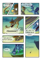 Obstacles - Chapter 1, page 3 by IcelectricSpyro