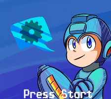 Megaman Ask Blog by velvet-fox123