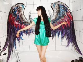my angel by Diagens