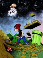 Son of Super Mario by Thrice-fresh
