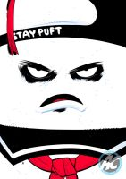 Stay Puft by JustinPeterson