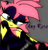 Amy Rose by sonicandshadowfan