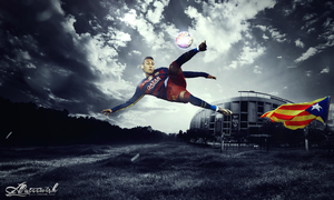 wallpaper Neyamr JR 2015-2016 by designer-alateewish