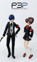 figma: Protagonists from P3P by handockgirl