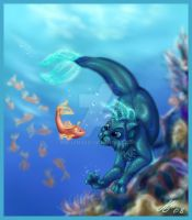Under the Sea by Mallemagic