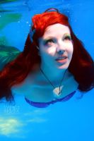 ariel :  mermaid under the sea by princess-soffel