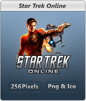 Star Trek Online - Icon by Crussong