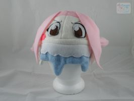 Bleach: Yachiru Glom Hat by LiLMoon