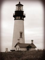 Yaquina Head Lighthouse by Dark-Sapphire-Lotus