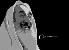 Ahmed yassin by issam-zerr