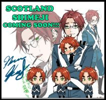 SCOTLAND SHIMEJI PREVIEW by Orochimaru666