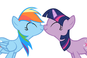 TwiDash love :) by Scootaloo24