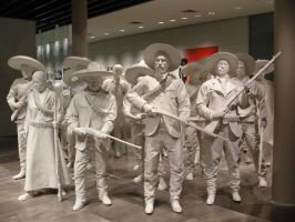 Mexican Troopers by Maidenmann