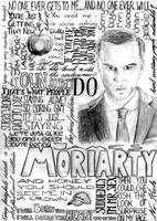 James Moriarty by LadyWolf009