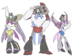 TFA - IN THE NAME OF CYBERTRON by Rosey-Raven
