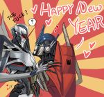 Happy new year by evilwinnie