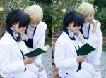 'Elliot, you're bothering me.' - Pandora Hearts by Kanariacage