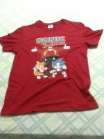 Sonic The Hedgehog Classic Characters T-Shirt by tanlisette