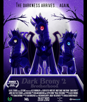 Dark Brony 2: The Movie by PonyMoviePosters
