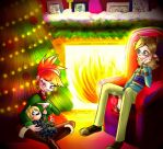 CT: Waiting for the New Year by StarJita