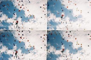 Balloons in the sky by love-dimitra