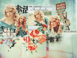 20110804 Taylor Swift for Sui by EdwardHuaBin