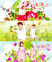 PACKSIGNATURES - Sweet garden!! by Yoo-YuHee