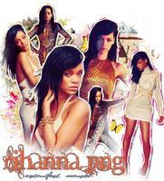 Rihanna Png Pack by Danger-Sugar