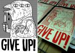 Give up by burnay