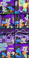 Ebony's Halloween Comic Part 2 by pridark