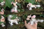 Kitle - Poseable furry thing - sold by SonsationalCreations
